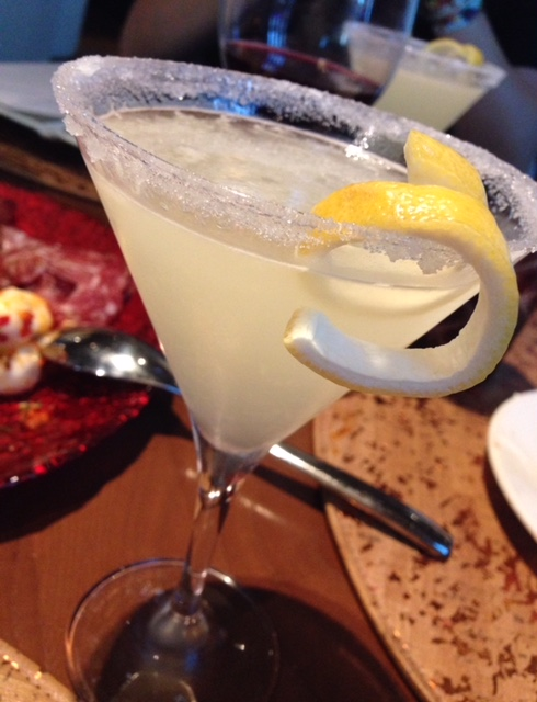Giada Lemoncello Martini