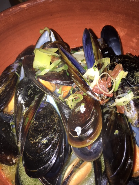 Gozo Mussels