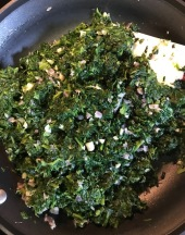 Creamed Spinach 3